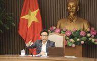 Phó Thủ tướng chủ trì họp trực tuyến về phòng chống dịch COVID-19