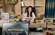 Công nghệ livestream 'xịn xò' và đắt đỏ của nữ đại gia Phương Hằng