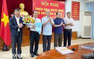 Đồng chí Nguyễn Tuấn Anh giữ chức Chủ tịch Hội Nông dân tỉnh