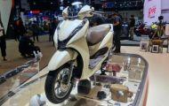 Những mẫu xe máy quen thuộc tại triển lãm xe Bangkok 2021