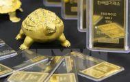 Giá vàng thế giới cao nhất một tháng rưỡi trước diễn biến của cuộc bầu cử tại Mỹ