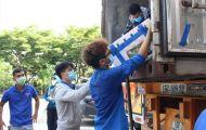 Tuổi trẻ Đà Nẵng hỗ trợ tiêu thụ vải thiều Bắc Giang