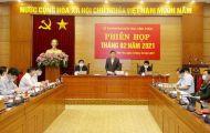 Vĩnh Phúc điều động, bổ nhiệm 15 lãnh đạo các cơ quan, đơn vị