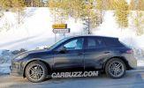 Porsche Macan phiên bản mới lộ diện, nâng cấp cabin, tinh chỉnh ngoại hình