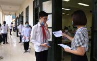 Sáng nay 14/6, gần 8.000 thí sinh tranh suất vào lớp 10 THPT chuyên của Hà Nội