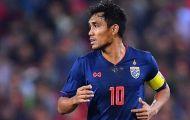 Chiến dịch vòng loại WC 2022 của ĐT Thái Lan vắng 2 hảo thủ