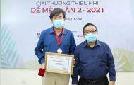 'Đi trốn' đoạt giải thưởng Khát vọng Dế Mèn