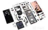 'Mổ bụng' Huawei Mate 40 Pro: sắp xếp khá lộn xộn và khó sửa