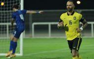 Malaysia thua tan nát Kuwait trước khi đấu tuyển Việt Nam