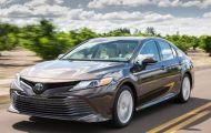 Giá xe ôtô 20/11: Giá xe Toyota Camry không thay đổi