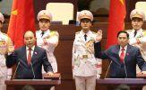 Lãnh đạo các nước chúc mừng tân Chủ tịch nước và Thủ tướng Việt Nam