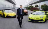 Doanh số Lamborghini tăng vọt