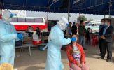 Số ca Covid-19 trong cộng đồng tại Campuchia tiếp tục tăng nhanh