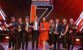 Giải thưởng Kom Chad Luek lần thứ 17: 'Bad Genius The Series' thắng lớn với liên hoàn giải thưởng