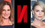Charlize Theron hợp tác với đạo diễn Mulan cho dự án Netflix mới