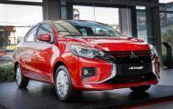 Mitsubishi Việt Nam ra mắt New Attrage CVT Premium, giá bán 485 triệu đồng