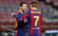 Messi giúp Barca tiếp tục xếp trên Juventus