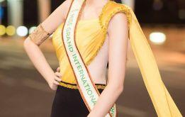 Lộ diện các mẫu thiết kế dạ hội dành cho Á hậu Ngọc Thảo tại Miss Grand, lấy cảm hứng từ chim bồ câu