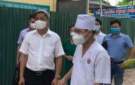 'Tôi ngưỡng mộ 1.400 nhân viên y tế, sinh viên đã tới chi viện cho Bắc Giang'