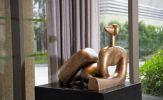 Đưa 'kho báu' của nhà điêu khắc Lê Công Thành hòa vào đời thường