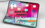 iPhone màn hình gập đầu tiên sắp được trình làng, bất ngờ nhất là mức giá