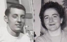 Cụ ông 84 tuổi làm đám cưới với tình đầu sau gần 7 thập kỉ xa cách gây xúc động