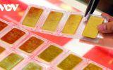 Giá vàng SJC đứng yên, vàng thế giới tiếp tục tăng