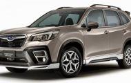 Subaru Forester 2.0iL GT Lite Edition 2021 ra mắt tại Malaysia