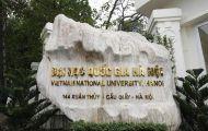 Đại học Quốc gia Hà Nội trở thành 1 trong 2 cơ sở giáo dục đứng đầu Việt Nam