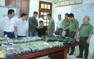 Lào Cai: Bát giữ đối tượng vận chuyển trái phép 250.000 viên ma túy tổng hợp