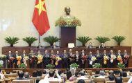 Quốc hội hoàn thành việc kiện toàn nhân sự sau Đại hội XIII