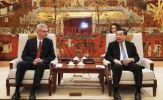 Pháp mong muốn được tham gia cải tạo, bảo tồn cầu Long Biên