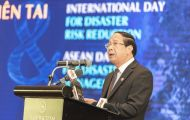 Phó Thủ tướng Lê Văn Thành: Chính phủ luôn coi phòng, chống thiên tai là nhiệm vụ hàng đầu, thường xuyên, liên tục