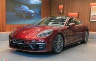 Ngắm Porsche Panamera 2021 giá từ 5,31 tỷ đồng tại Việt Nam