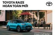 Toyota Raize – mẫu xe đang gây 'sốt' trong giới trẻ Nhật Bản và Indonesia