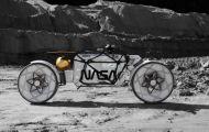 NASA sẽ đưa một chiếc mô tô lên thám hiểm mặt trăng?