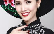 Phan Thị Mơ chính thức đại diện Việt Nam thi Hoa hậu đại sứ du lịch Thế giới 2018