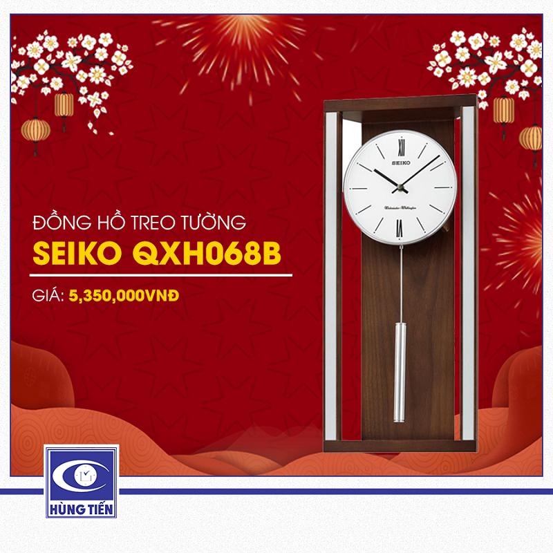 Đồng hồ treo tường Seiko - Lời chúc năm mới ý nghĩa