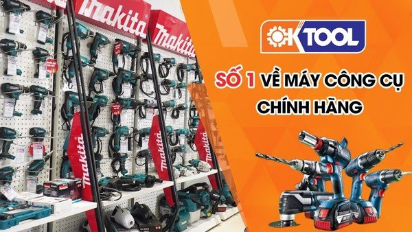 Địa chỉ mua phụ kiện Makita chính hãng tại Hà Nội