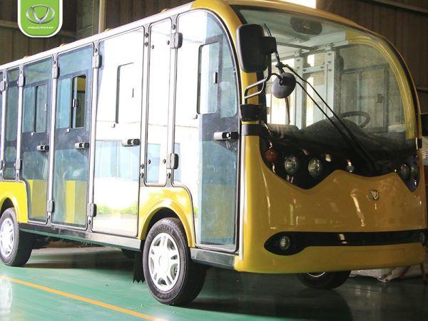 xe điện du lịch 14 chỗ chất lượng